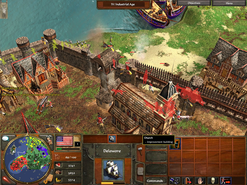 игра Age Of Empires 4 скачать бесплатно русская версия - фото 10
